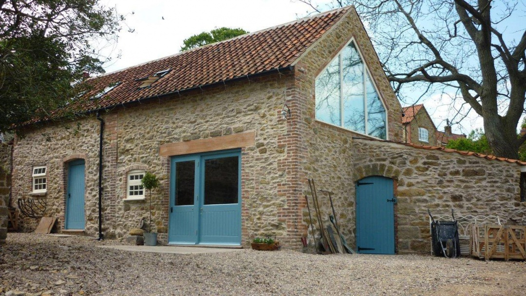 Barn Conversion for Offices, Tealby